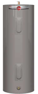 Gas water heaters last up to 10 years. Electric ones last up to 15 years.