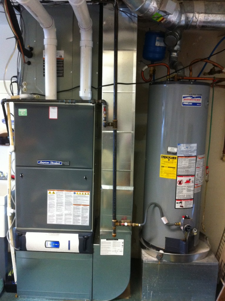 Gas Water Heater Venting Requirements When Installing A