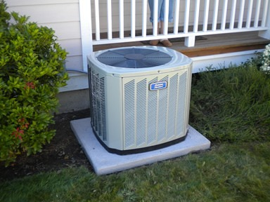 american standard central air conditioner unit