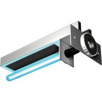 photo of apco brand mag uv light for a/c indoor cooling coil
