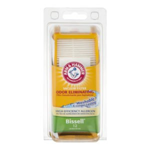 output air filter for bissell 12 vacuum cleaner