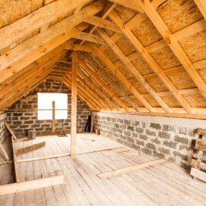 home attic