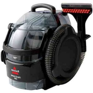 bissell spot clean pro carpet stain cleaning machine