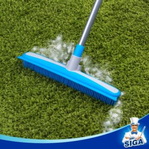 carpet rake for removing pet hair from carpet
