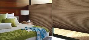 insulating cellular shade