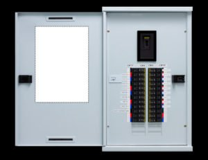 circuit breakers panel