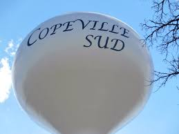 copeville texas water tower