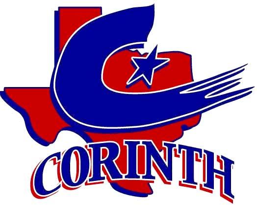 corinth texas logo