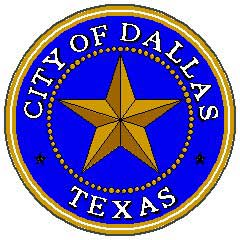dallas texas city logo