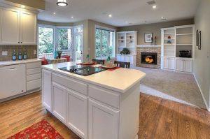 all white kitchen circa 2000