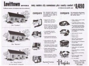 levittown brochure