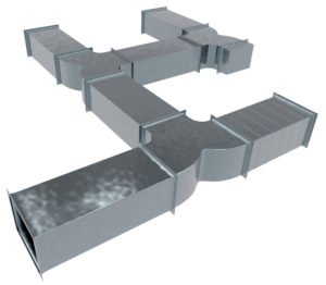 ductwork for hvac system