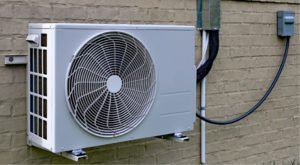 ductless air conditioner outdoor unit