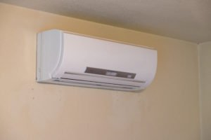 ductless air conditioner indoor unit