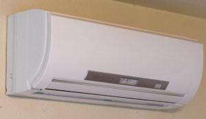 ductless air conditioner indoor unit