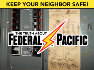 A Federal Pacific Electrical Panel Is Dangerous Does