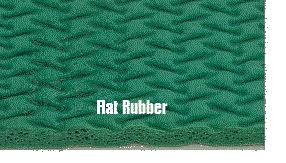 Flat Rubber The Best Performing Carpet Pad