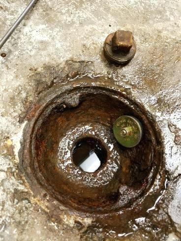 Floordraincleanoutplug Al S Plumbing Heating Amp Air