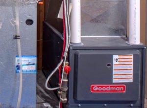 high efficiency gas home furnace