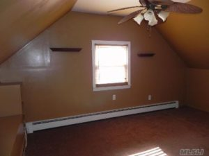levittown ny finished attic