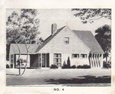 Levittown NY Rancher Floorplan