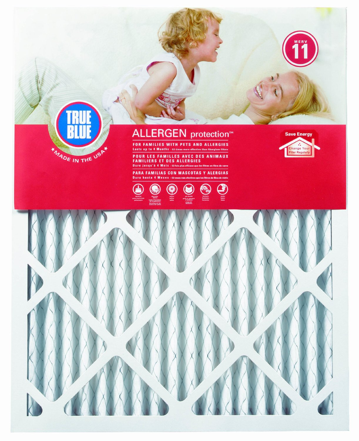 merv 11 rated furnace filter