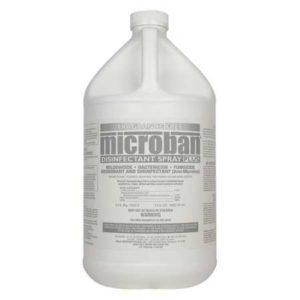 microban disinfectant fungicidal spray fragrance free