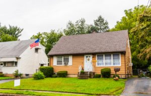 Levittown Style Home