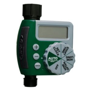 one hose automatic shut off timer