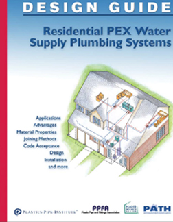 Design Guide Residential PEX Water Supply Plumbing Systems first edition