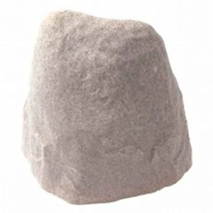 plastic hollow rock cover