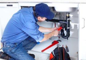 photo of plumber