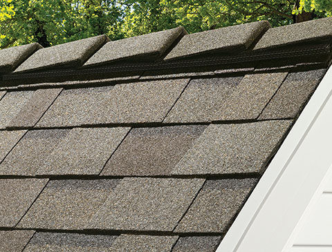 attic ridge vent