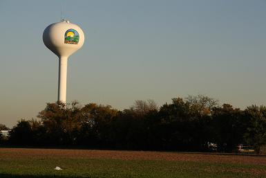 sunnyvale texas water tower