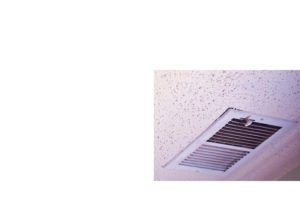 ceiling air supply vent for hvac