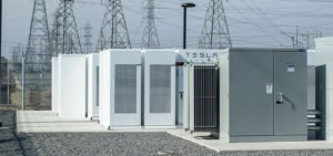 photo of tesla power pack installation in Nova Scotia