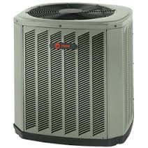 trane central air conditioner unit