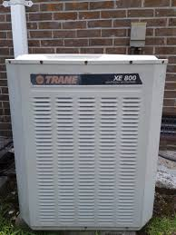 photo of Trane XE 800 a/c