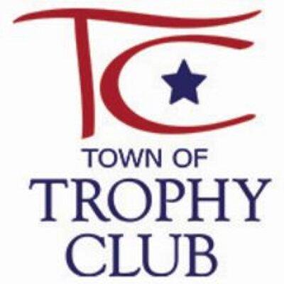 trophy club texas city logo