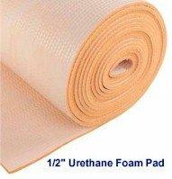 urethane foam carpet pad