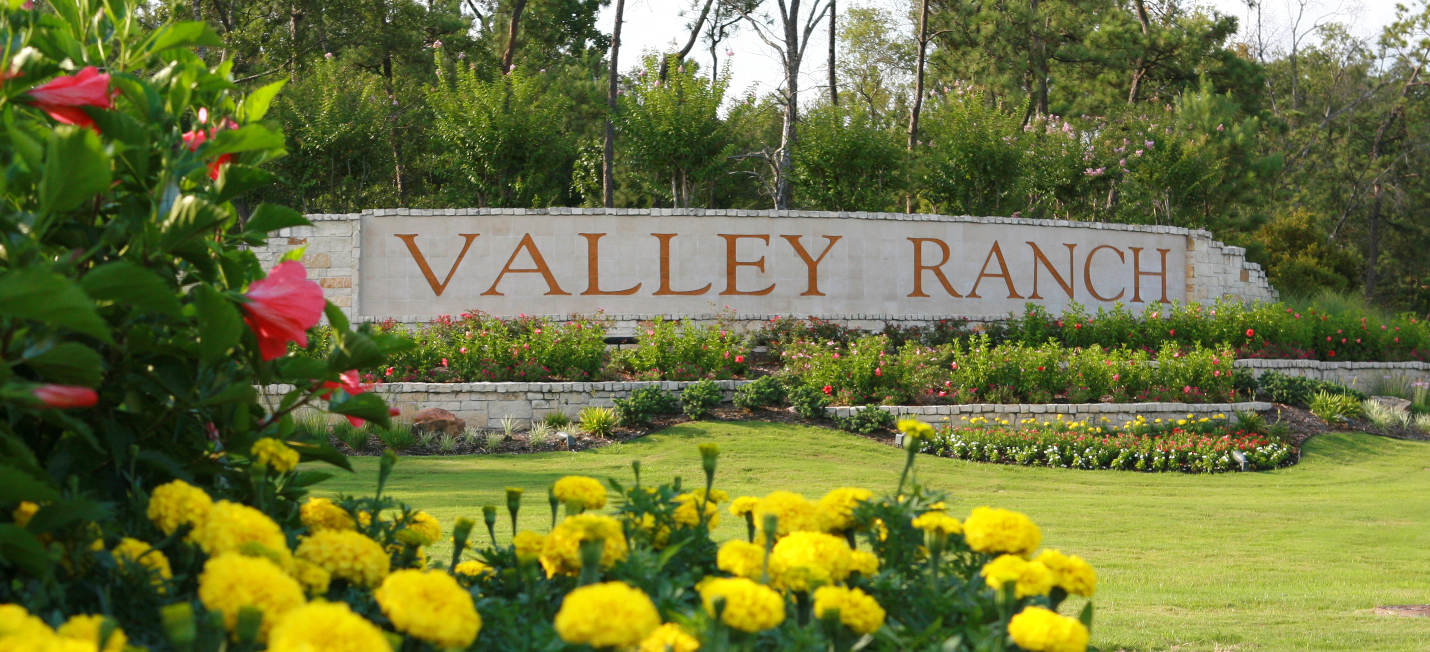 valley ranch residential community in irving tx