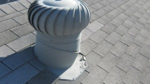 attic ventilation turbine