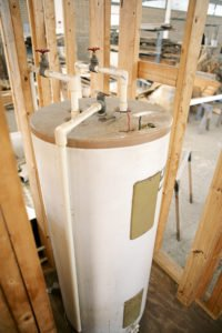 photo of water heater