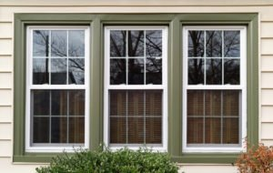 photo of home windows from outside