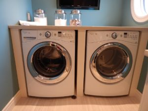 home washer and dryer