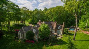 William J. Levitt mansion build in 1964 in Mill Neck NY