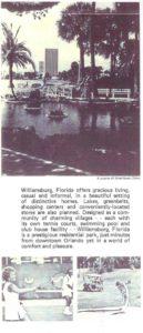 brochure overview of levitt homes williamsburg community near orlando fl